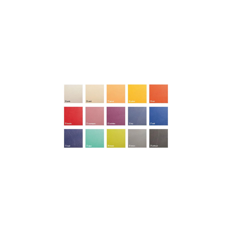 Farbpalette Für Therapieliegen Carepet