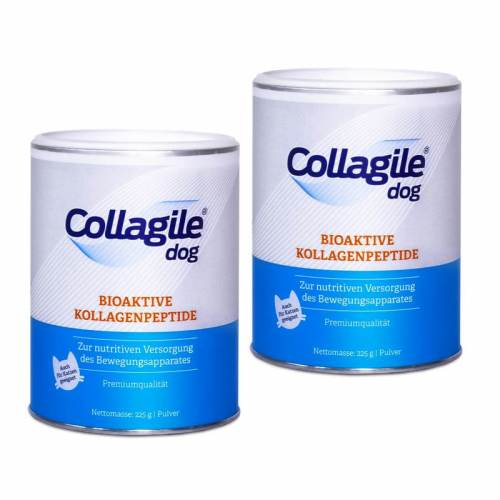 Collagile® dog 225g - 2er Pack