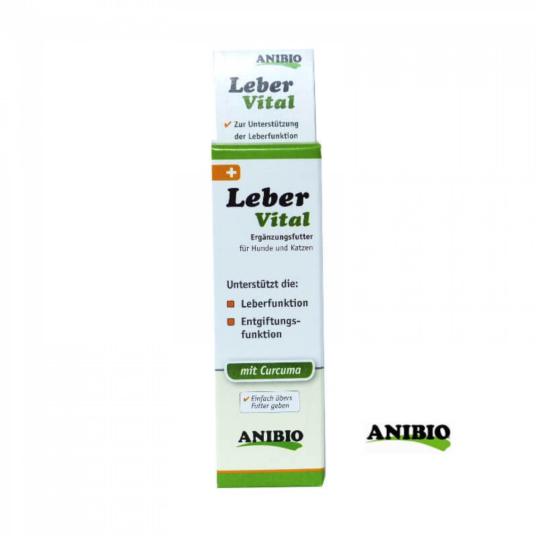ANIBIO Leber-Vital   natürliche Kräuter