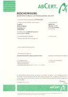Bio-Zertifizierung  Kontrollstelle ÖKÖ-006